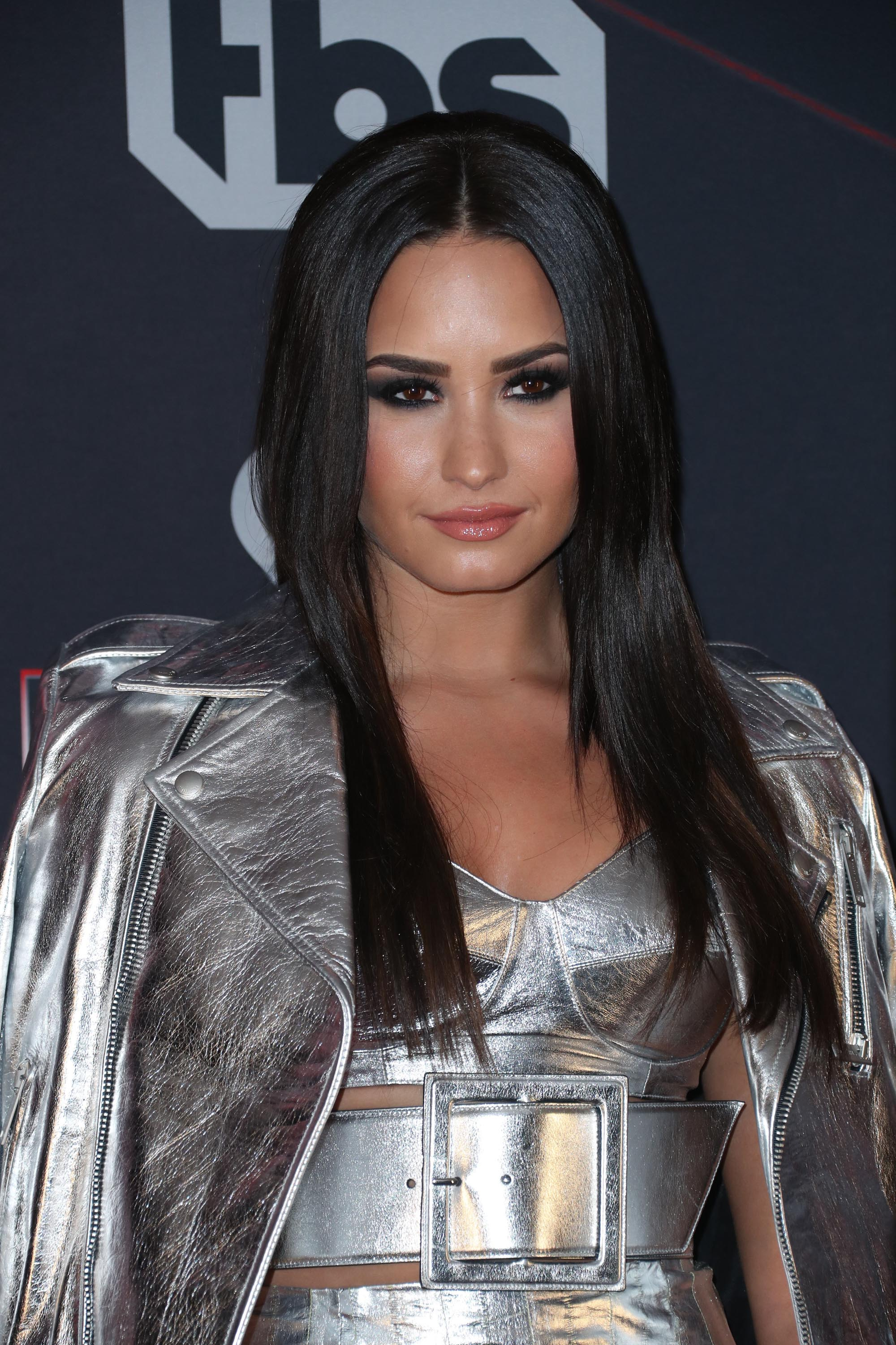 Download Php File Leathercelebrities Lovato Attends Iheartradio Music Awards 29 Demi Radio