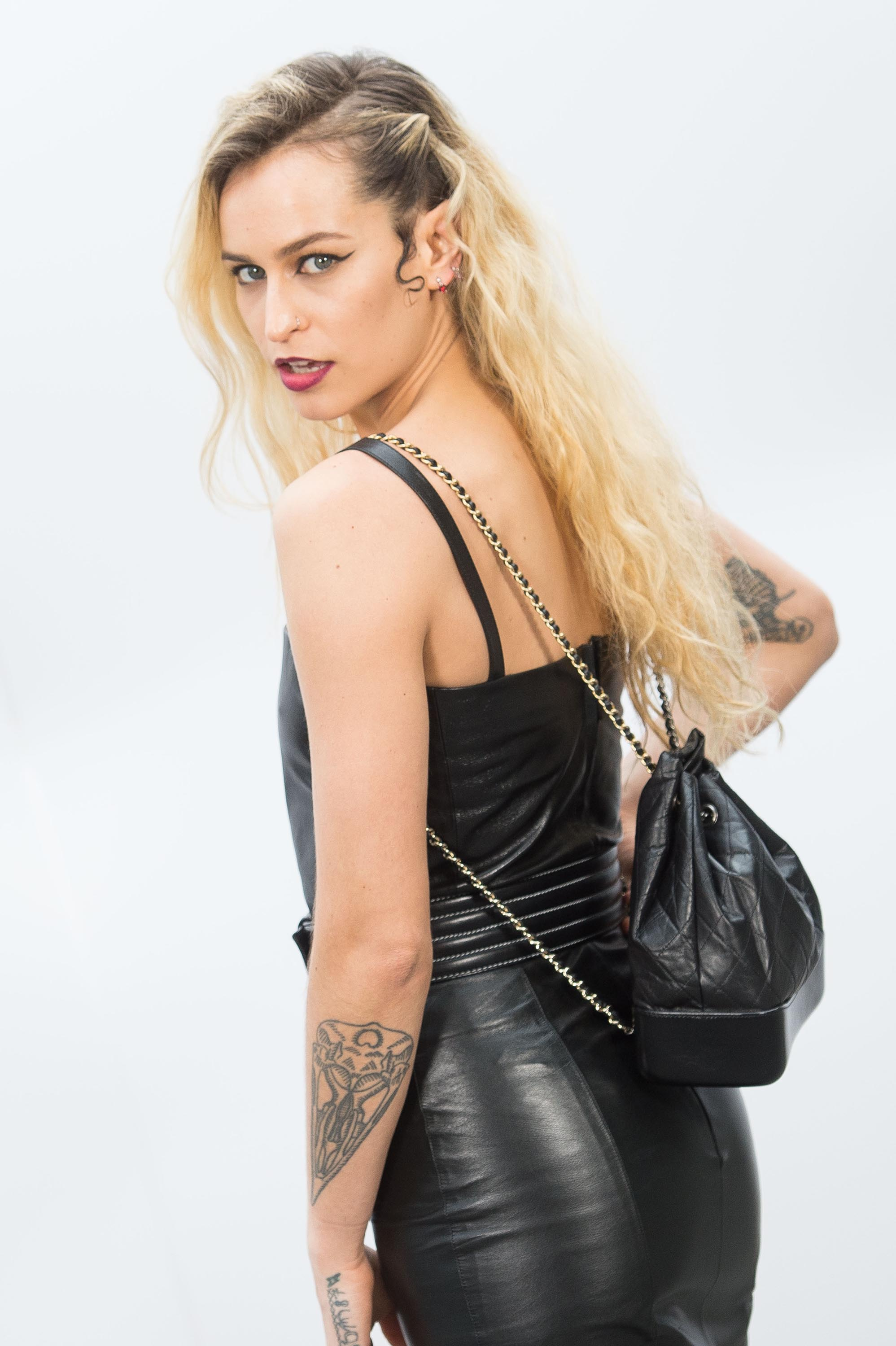 Alice Dellal at Chanel?