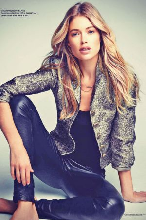 Doutzen Kroes for Vogue Netherlands