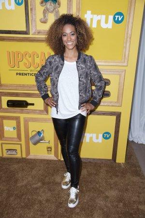 Abbi Crutchfield attends the premiere of TruTv's Upscale with Prentice Penny