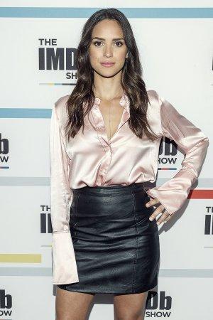 Adria Arjona visits The IMDb Show