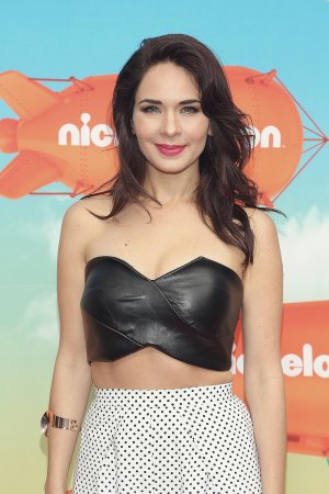 Adriana Louvier attends the Kids Choice Awards Mexico 2016
