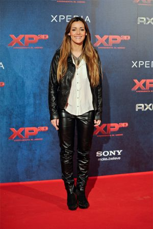 Adriana Onieva XP3D Premiere at Callao Cinema in Madrid