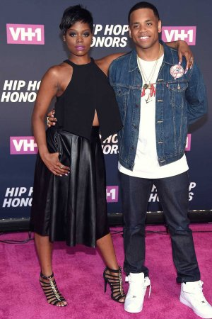 Afton Williamson attends the VH1 Hip Hop Honors: All Hail The Queens