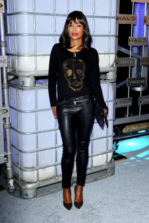 Aisha Tyler arrives for HaloFest Halo The Master Chief Collection Launch