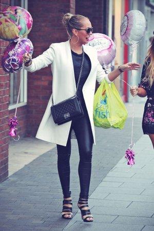 Aisleyne Horgan-Wallace & Maria Fowler shopping in Brentwood