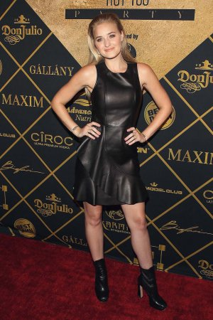 AJ Michalka attends the 2016 MAXIM Hot 100 Party