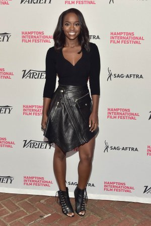 Aja Naomi King attend Varietys 10 To Watch Brunch