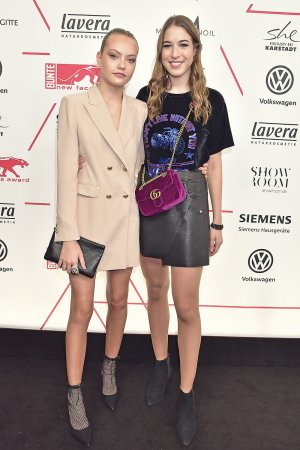 Alana Siegel attends Bunte New Faces Award Style