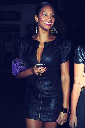 Alesha Dixon at Alto Club London