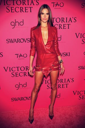 Alessandra Ambrosio 2013 Victoria's Secret Fashion Show