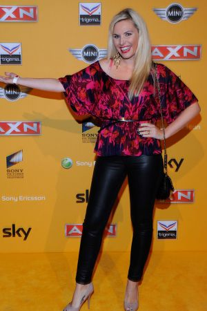 Alessandra Geissel AXN Is Breaking Bad Party in Munchen
