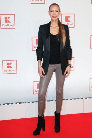 Alessandra Meyer Wolden attends Star Wars Kollektion von Kaufland