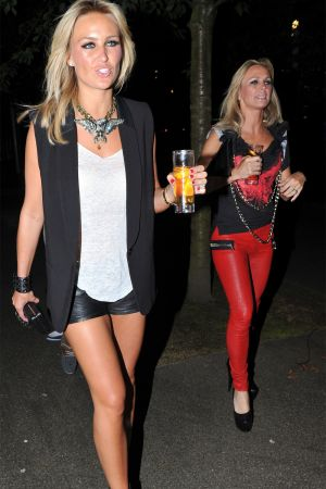 Alex Curran at Liverpool's Playground