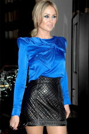 Alex Curran at The Liverpool Style Awards
