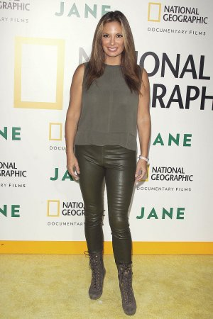 Alex Meneses at the premiere of 'Jane'