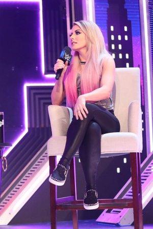 Alexa Bliss at WWE SmackDown