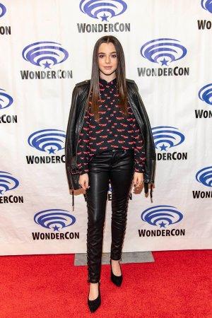 Alexa Nisenson attends AMC's Fear the Walking Dead Press Room