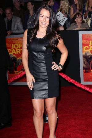 Alexa Vega at John Carter Hollywood Premiere in LA