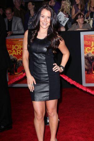 Alexa Vega at John Carter Hollywood Premiere in LA