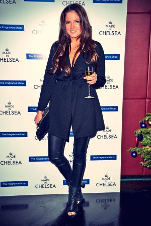 Alexandra Felstead at Made in Chelsea perfume launch