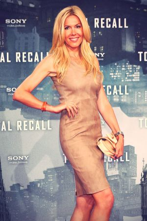 Alexandra Klim  at Premiere of Total Recall