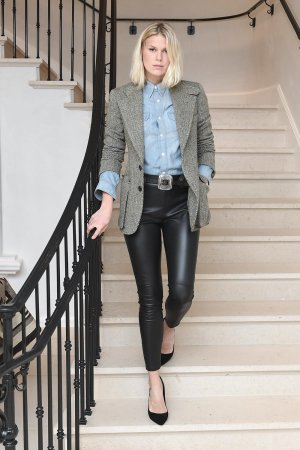Alexandra Richards attends Ralph Lauren and Vogue Celebrate Iconic Style