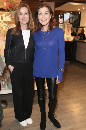 Alexandra von Rehlingen attends the DEPOT easter shopping event