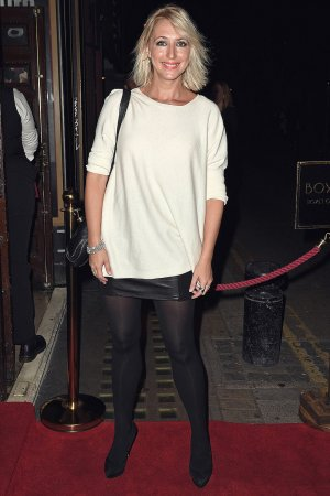 Ali Bastian at The Last Tango Press Night