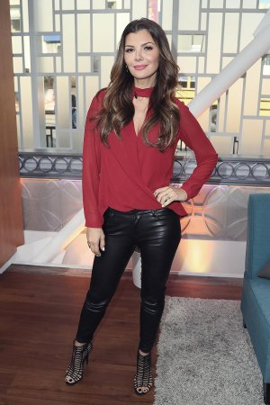 Ali Landry poses at Hollywood Today Live