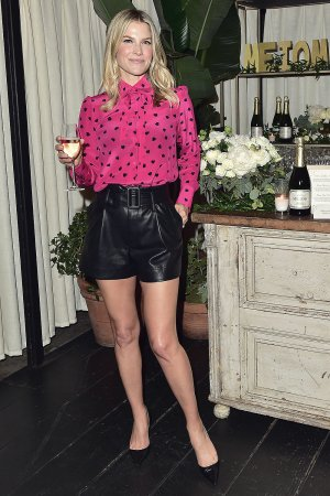 Ali Larter attends Meiomi Sparkling Wine Launch Event