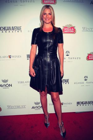 Ali Larter hosts Michigan Avenue Magazine's September Issue Celebration
