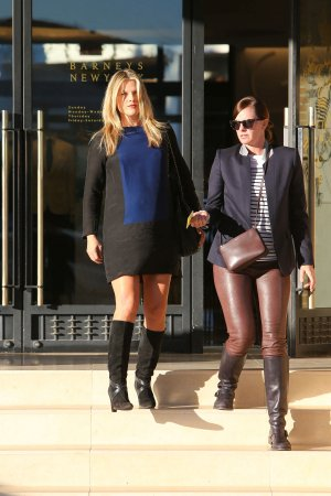 Ali Larter out and about candids in Beverly Hills
