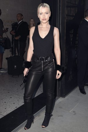 Alice Chater attends Nobu Hotel Shoreditch Launch Party