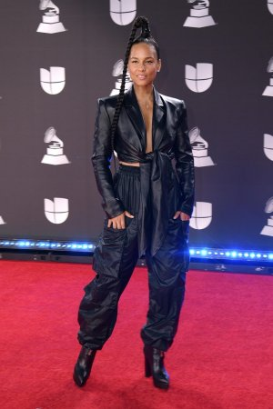 Alicia Keys at 20th Annual Latin GRAMMY Awards