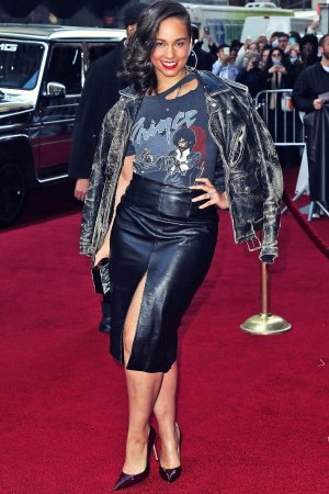Alicia Keys attends Billboard's 10th Annual Women In Music