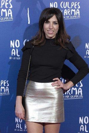 Alicia Rubio attends the No Culpes al Karma De lo Que Te Pasa Por Gilipollas Madrid premiere