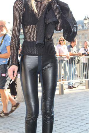 Aline Weber at FashionWeek