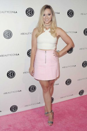 Alisha Marie arrives at the 4th Annual Beautycon Festival