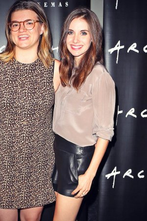 Alison Brie attends  Sleeping With Other People screening
