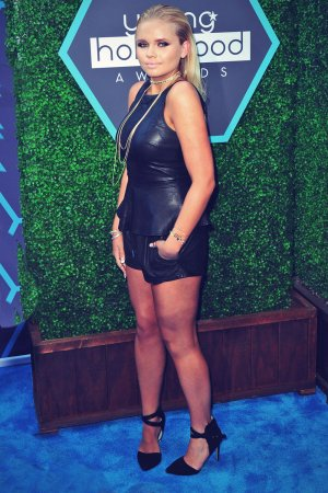 Alli Simpson attends Young Hollywood Awards