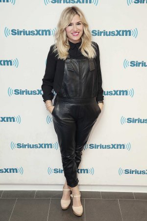 Alli Webb visits at SiriusXM Studio