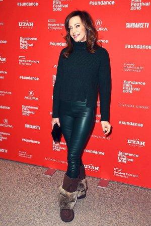 Allison Janney at the 2016 Sundance Film Festival