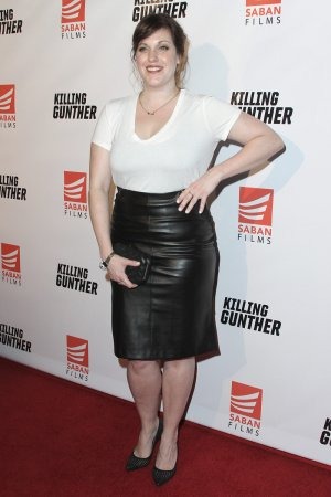 Allison Tolman attends Premiere of 'Killing Gunther'