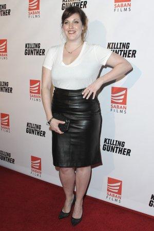 Allison Tolman attends Premiere of 'Killing Gunther'