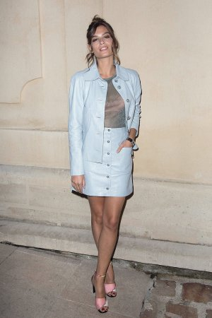 Alma Jodorowsky at the Chanel 'Code Coco' launch party