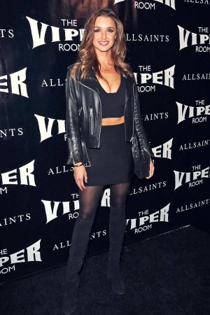 Alyssa Arce attends Viper Room Re-Launch Party