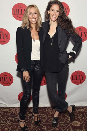 Amanda Green attends the 4th annual Lilly Awards Broadway Cabaret