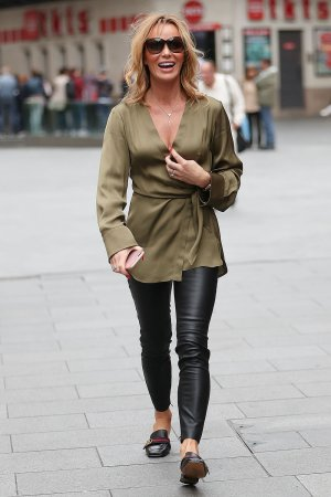 Amanda Holden exits Heart Breakfast show