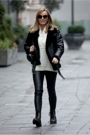 Amanda Holden leaving Global Radio in London